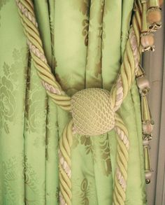Versailles Curtains - 8x10 Travel Photo