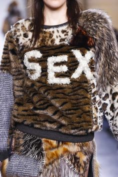 Ashish Ready To Wear Fall Winter 2015 London - NOWFASHION