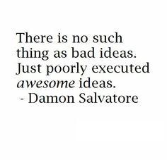 Damon Salvatore -- The Vampire Diaries