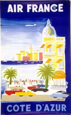 Air France - Cote d'Azur