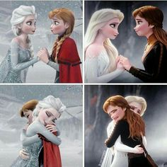 """""""It began with two sisters, one born with magical powers, one born powerless."""" -Olaf, Frozen 2 (credits to BLUNTSFORCE) Disney Dream, Cute Disney, Disney Art, Disney Movies, Frozen Disney, Frozen 2013, Frozen Frozen, Frozen Movie, Frozen Party"""