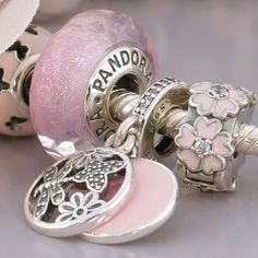 The braclet I have now would be beautiful with these charms.... Clothing, Shoes & Jewelry: http://amzn.to/2iTBsa9