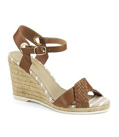 Sperry Top-Sider Saylor Wedge Sandals