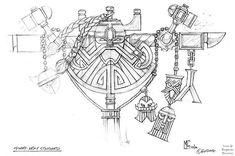 25b.jpg - Warhammer Dwarf Concept Artwork - Gallery - Bugmans Brewery - The Home for all Warhammer Dwarf Fans