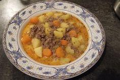 Kartoffel-Hackfleisch-Topf mit Schmand und Möhren 3