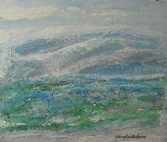 Maleri 50x60 cm Natur