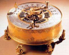 The calculating machine of Leupold-Braun-Vayringe . 1736