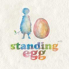 Standing Egg--Korean indie