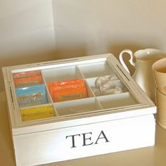 What is a Tea Box?