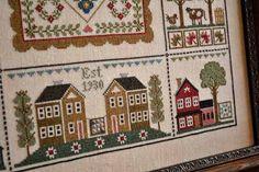 Little House Needleworks - love their designs!