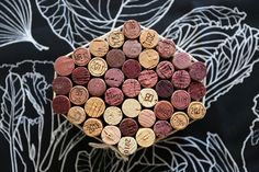 diy cork trivet Cork Trivet, Cork Ideas, About Me Blog, Kids, Design, Young Children, Boys, Children