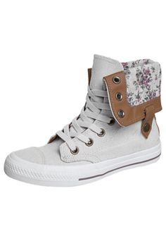 Chuck Taylor Flowers Boot Beige