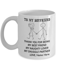 Funny Couple Custom Mug