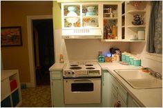cozinha vintage como fazer - Pesquisa Google