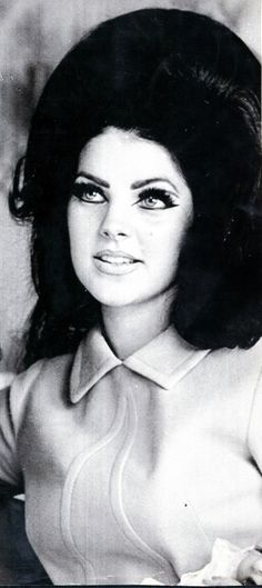 priscilla. WOW!  Elvis must have had fun with that hair.  -giggle