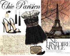"""Parisan Chick take Paris in Prabal Gurung"" by threediva22 ❤ liked on Polyvore"
