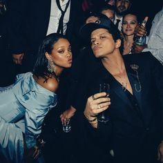 Bruno & Rihanna