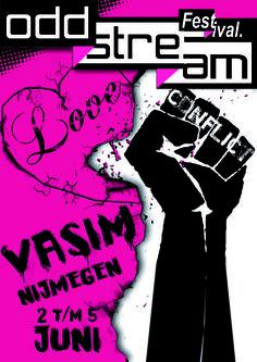 School ROC nijmegen Poster