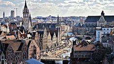 48 hours in Ghent #visitgent belgium europe travel tips must do