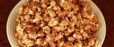 Cinnamon and Sugar Popcorn