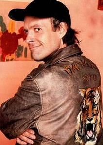 Dwight Schultz - from the A Team....that crazy fool as Mr T would call him.