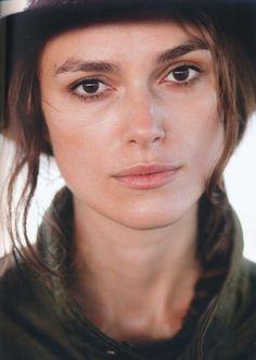 Keira Knightley photographed by Abbie Trayler-Smith in South Sudan, 2014