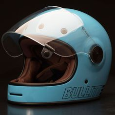 Description Features Birthed from an industrial design thesis at the University of Cincinnati from student Chad Hodge, the Bell Bullitt Helmet draws its inspiration from the original Bell Star helmet,
