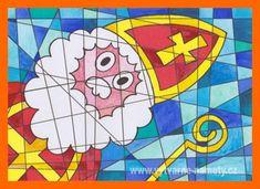 Mikuláš, Anděl a Čert Symbols, Peace, Logos, Art, Art Background, Logo, Kunst, Performing Arts, Sobriety
