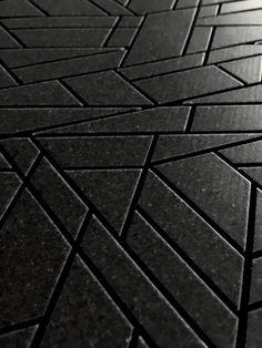 Texture Strip Nero Mosaics, Tile Floor, Texture, Diamond, Art, Surface Finish, Art Background, Kunst, Tile Flooring