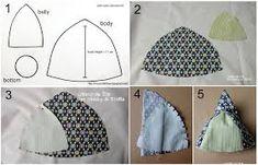 Картинки по запросу текстильные совушки выкройки