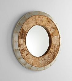Avante Mirror design by Cyan Design