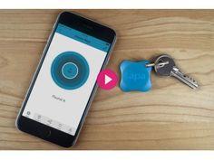 「Lapa 2」で失くし物が見つけやすく!アプリで簡単操作、デザインもグッド | Techable(テッカブル)