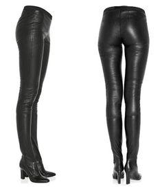 "Tara Mellon ""Sweet Revenge Boots"" Legging-boot - When you're have enough of hemlines..."