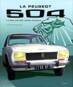 Peugeot 504 - depliant                                                       …