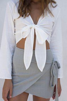 Celeste Skirt - Stone
