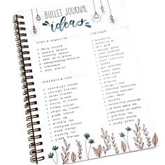 Easy Bullet Journal Ideas To Well Organize & Accelerate Your Ambitious Goals Bullet Journal Cover Ideas, Bullet Journal 2019, Bullet Journal Spread, Bullet Journal Layout, Bullet Journal Inspiration, Sketch Journal, Journal Diary, Journal Pages, Bujo