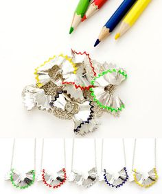 Necklace pencil