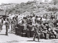 Turkish Army in Cyprus 1974