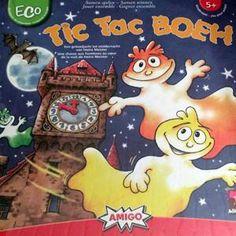 Tic Tac Boeh! Is een heel leuk coöperatief spel. Het goede aan dit spel is dat de leerlingen samen winnen of samen verliezen en ze trainen nog eens hun geheugen ook. Dit spelconcept is ook heel leuk om te veranderen naar andere thema's.