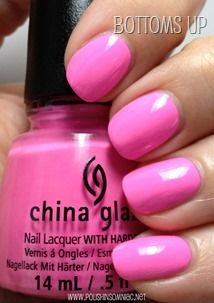 polish insomniac: China Glaze Sunsational - The Cremes ♥ Swatches and Review