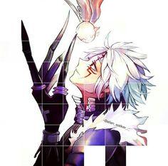 Amour de ma vie Anime Couples Manga, Cute Anime Couples, Anime Guys, Grey Man, Karma, Man Hunter, Allen Walker, Manga Illustration, Manga Girl