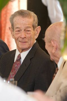 King Michael of Romania and his classmate, Lascăr Zamfirescu - (during the festive lunch that celebrates his birthday and name day). Michael I Of Romania, Romanian Royal Family, Victoria's Children, Central And Eastern Europe, English Royalty, Life Motto, George Vi, Blue Bloods, Royal Weddings