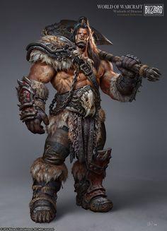 #warcraft #orc #grommash #hurlenfer #hellscream