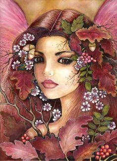 Fantasy art by victoria cadet Foto Fantasy, Fantasy Kunst, Fantasy World, Fantasy Art, Love Fairy, Beautiful Fairies, Fairy Art, Magical Creatures, Pics Art
