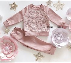 Trabajo Toddler Girl Style, Toddler Girl Outfits, Kids Outfits, Baby Girl Fashion, Kids Fashion, Womens Fashion, Baby Kind, My Baby Girl, Winter Fashion Outfits