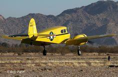Cessna T-50 Bobcat N59188 | par (Barry) Griffiths