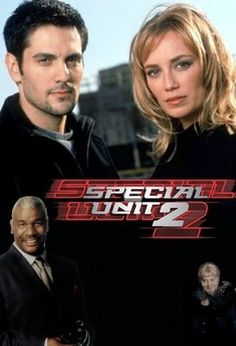 Special Unit 2 - DVD Release Most Interesting #SCIFI TV series developments in the last FOUR months #BLOG