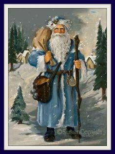 Noel bleu 17