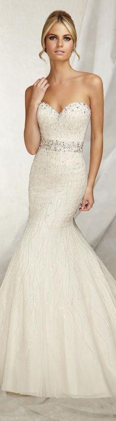 Angelina Faccenda Bridal gown