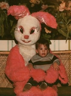 Creepy Easter Bunny Pics Thatll Make Ya Fill Your Basket - 26 creepy easter bunnies